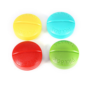 Travel Pill Box - MSstation & Book Club Store