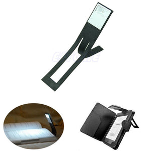 Portable Flexible Folding LED Clip On Reading Book Light Lamp