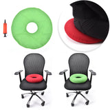 Inflatable Round Vinyl Seat Cushion - MSstation & Book Club Store
