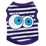 Cute Big Eye Dog Vest - MSstation & Book Club Store