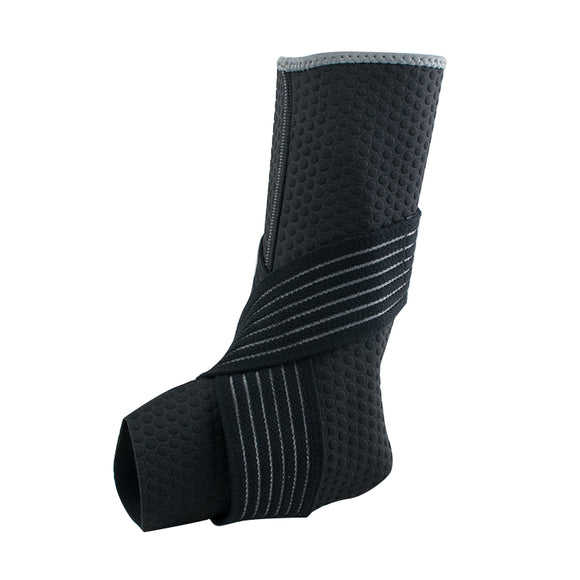 Black Adjustable Drop Foot Brace - MSstation & Book Club Store