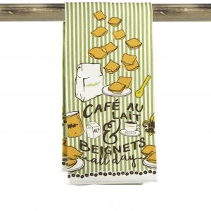 Café au Lait Kitchen Towel