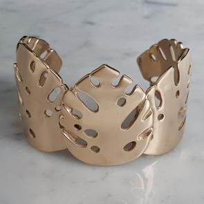 Monstera Cuff - 318 Art and Garden