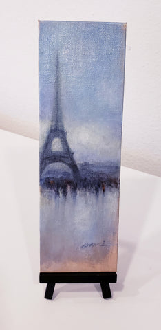 """Paris"" 3X9 Print - 318 Art and Garden"