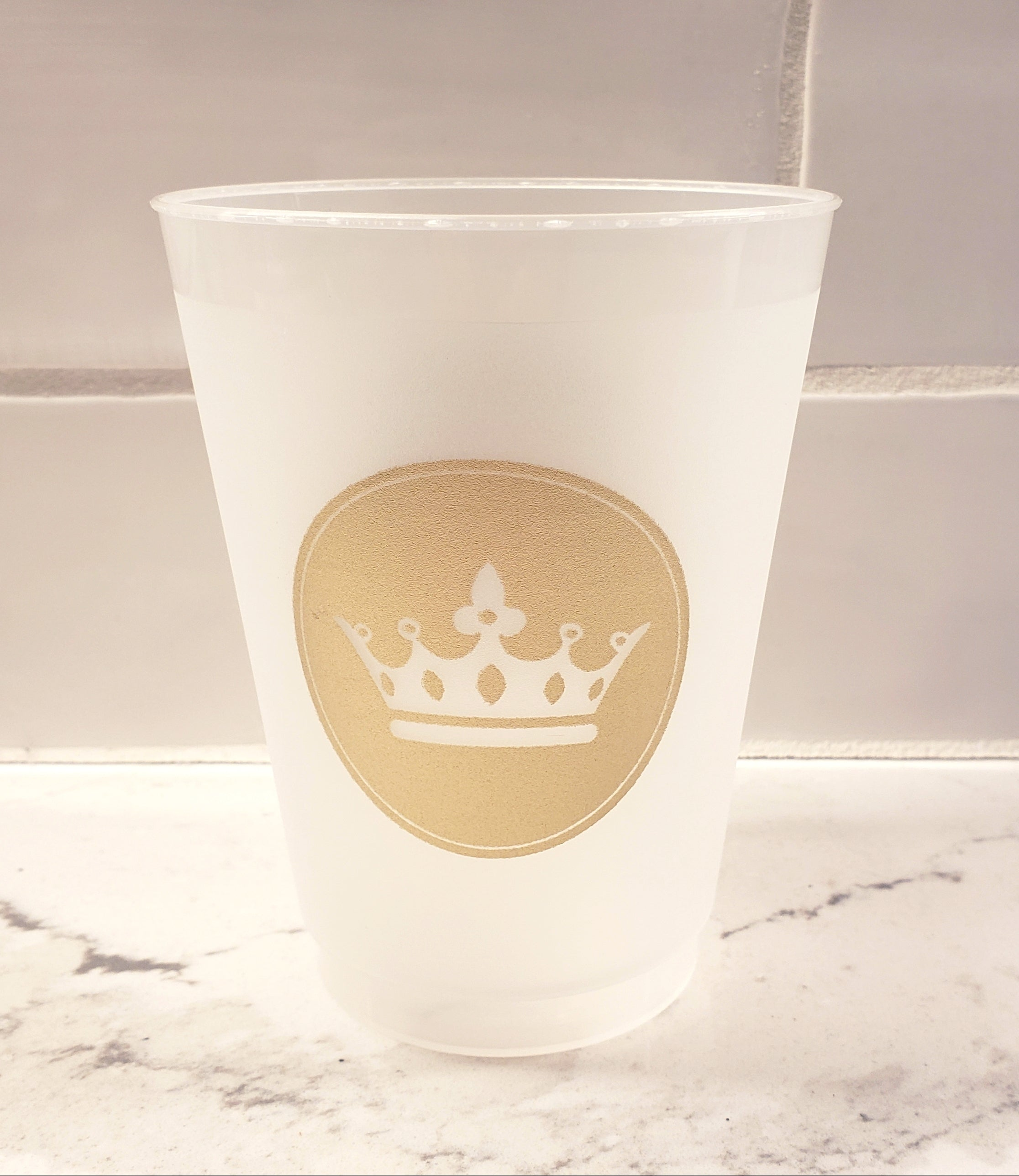 Gold Crown Frost-Flex Cups-20 Count