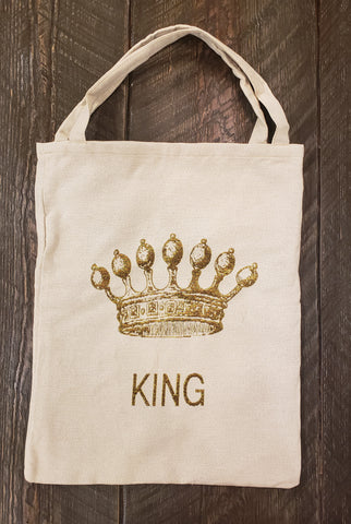 King Tote Bag - 318 Art and Garden
