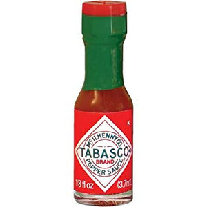 Mini Tabasco Sauce - 318 Art and Garden