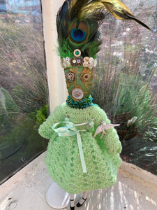 Apple Small Voodoo Doll - 318 Art and Garden