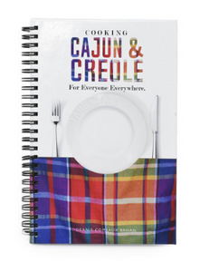"""Cooking Cajun & Creole - For Everyone, Everywhere"" - 318 Art and Garden"
