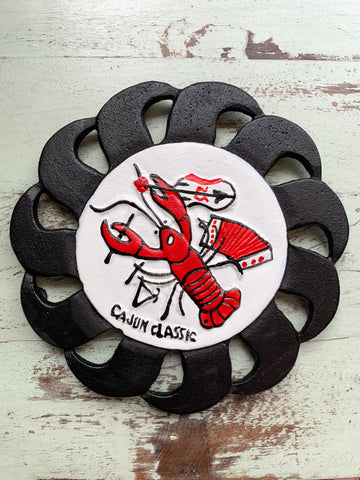 Crawfish Trivet