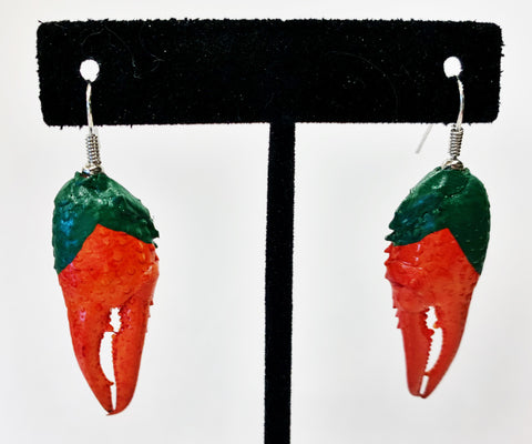 Cayenne Pepper Earrings - 318 Art and Garden