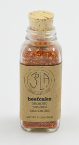 beefcake Organic Burger Seasoning - 318 Art and Garden