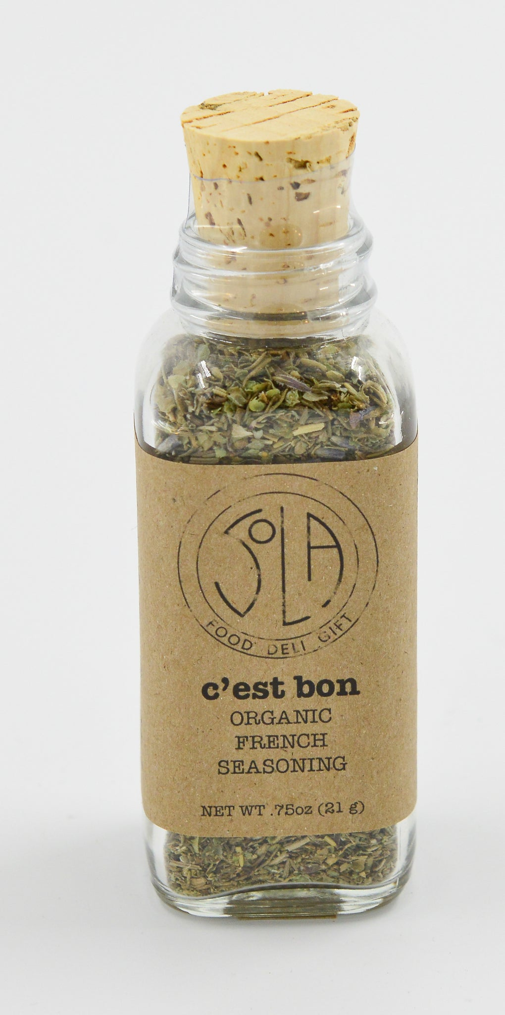 c'est bon Organic French Seasoning - 318 Art and Garden