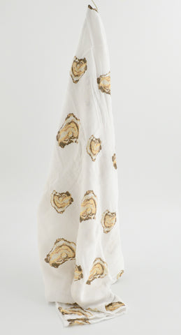 Aw, Shucks! Oyster Swaddle - 318 Art and Garden