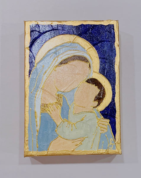 Madonna and Child Painting - 318 Art and Garden