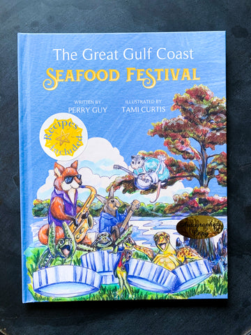 """The Great Gulf Coast Seafood Festival"" Book"