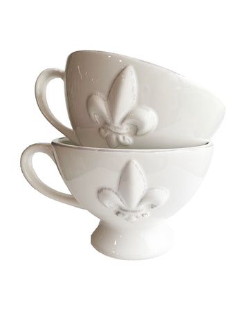 Fleur de Lis Everything Bowl Set