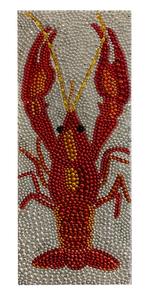 """Best Crawfish in Town"" 12X36 - 318 Art and Garden"