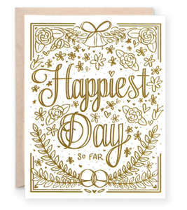 """Happiest Day So Far"" - 318 Art and Garden"