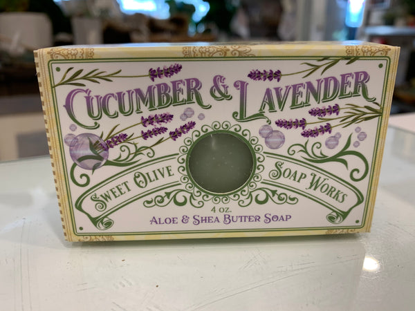 Gourmet Bar Soap