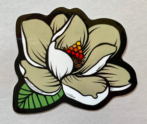 Magnolia Sticker - 318 Art and Garden