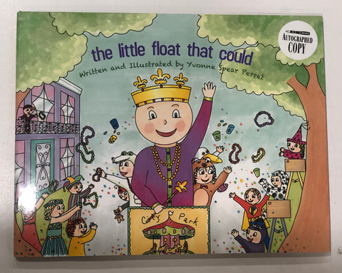 """The Little Float That Could"" Book - 318 Art and Garden"