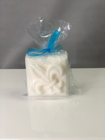 Fleur De Lis Guest Soap - 318 Art and Garden