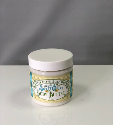 Sweet Olive-Body Butter - 318 Art and Garden
