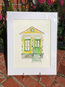 """Sunshine House"" - 318 Art and Garden"