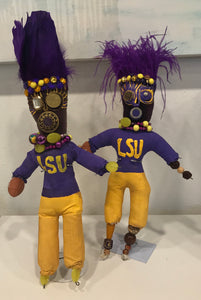 LSU Player Voodoo Doll - 318 Art and Garden