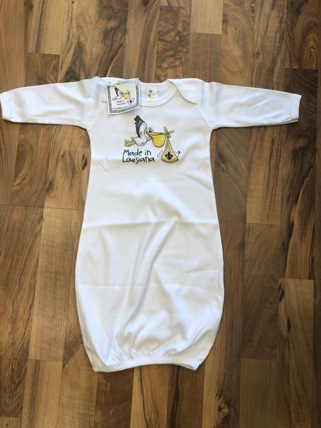 3-6mon Infant Gown