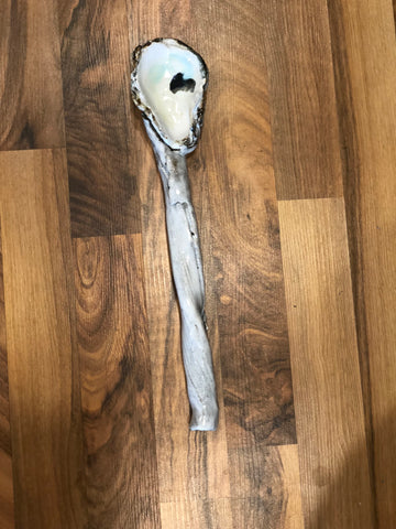 Oyster XL Spoon - 318 Art and Garden