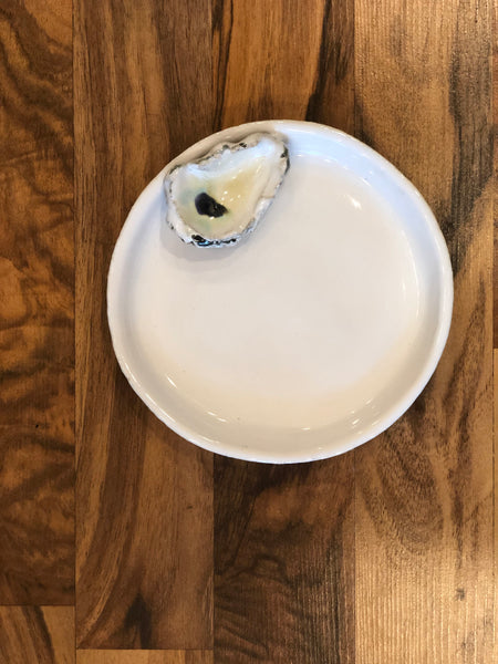 Mini Oyster Dish - 318 Art and Garden