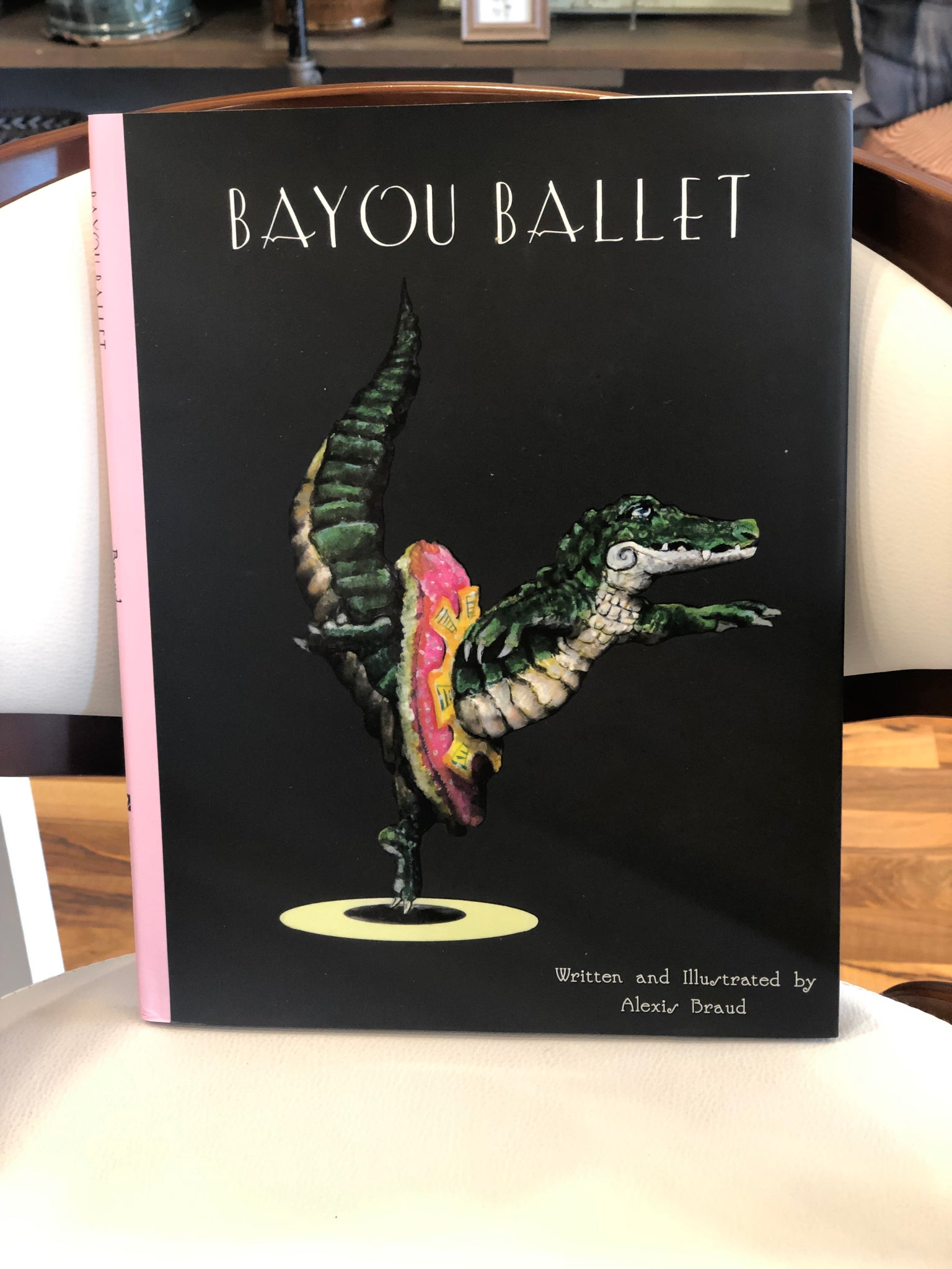 """Bayou Ballet"" Children's Book - 318 Art and Garden"