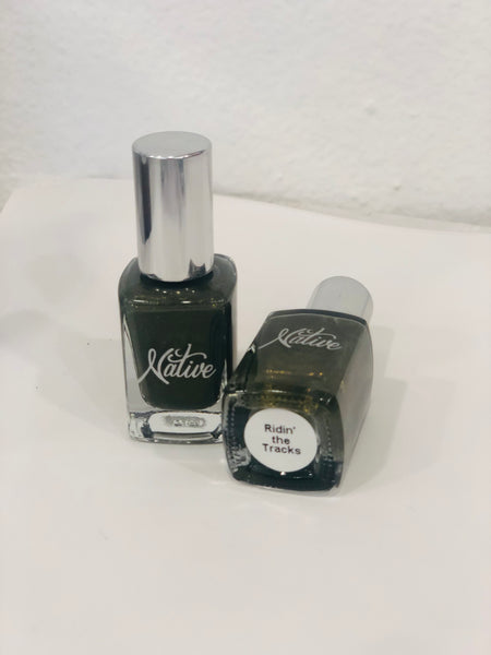 Native Nail Polish - 318 Art and Garden
