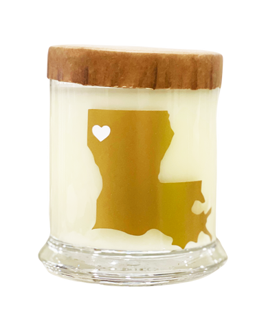 Louisiana Love Holiday Candle Collection