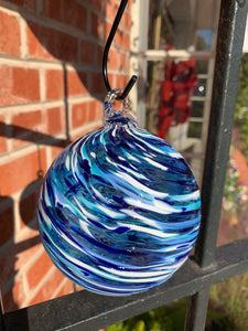 Water Mix Glass Ornament - 318 Art and Garden