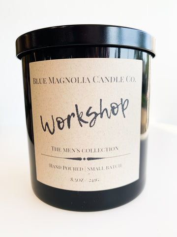 Workshop Woodwick Candle