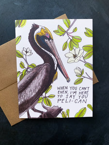 You Peli-can Card