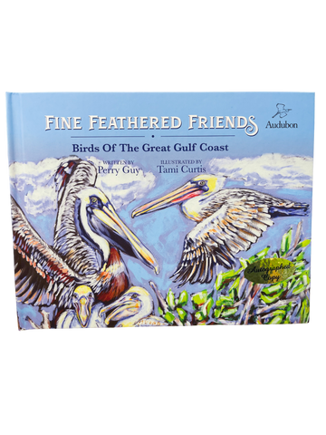 """Fine Feathered Friends: Birds of the Great Gulf Coast"" Book"