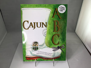 Cajun ABC Children's Book - 318 Art and Garden