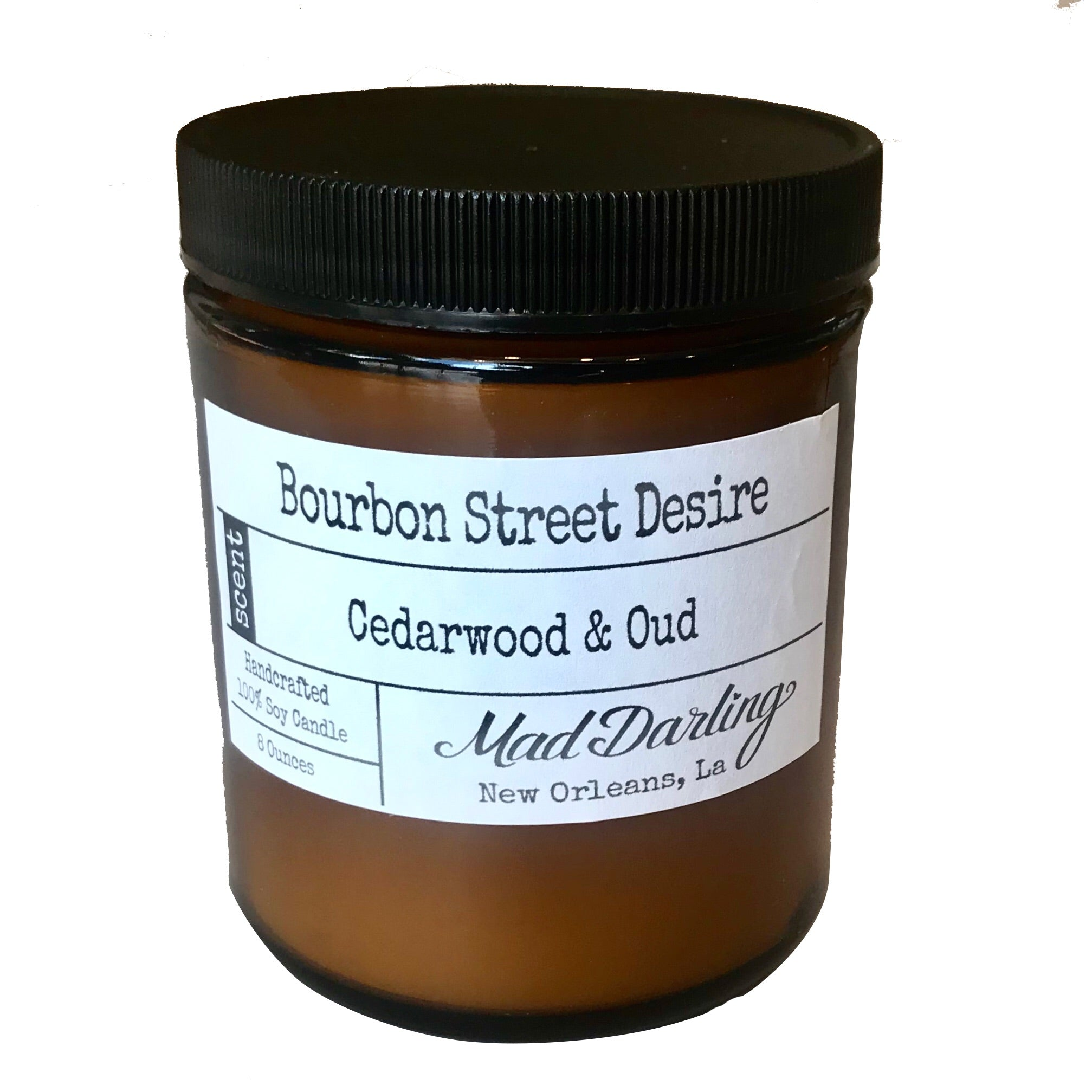 BOURBON ST DESIRE-CEDARWOOD & OUD - 318 Art and Garden