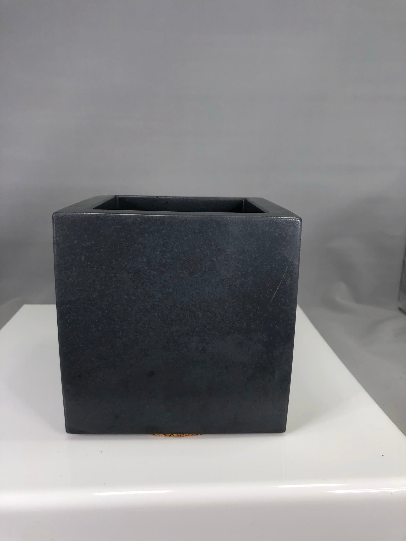 Large Cube Planter - 318 Art and Garden
