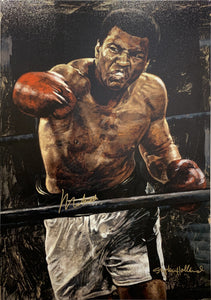 """Ali In His Prime"" by Stephen Holland"