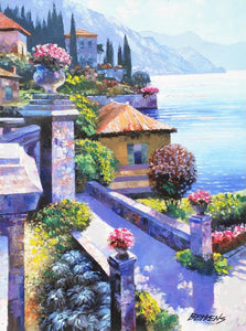 """Eternal Varenna"" Howard Behrens"