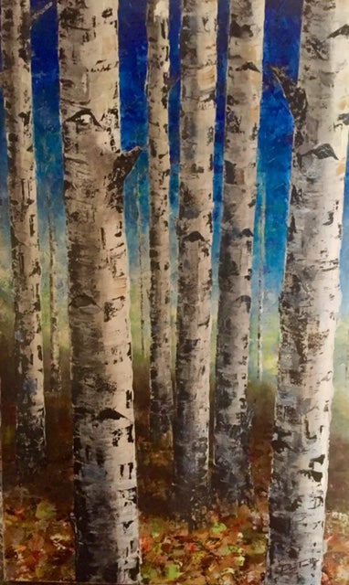 """Blue Sky Birch"" Terwilliger"
