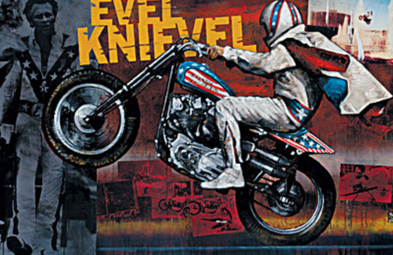 """Evel"" by Stephen Holland"