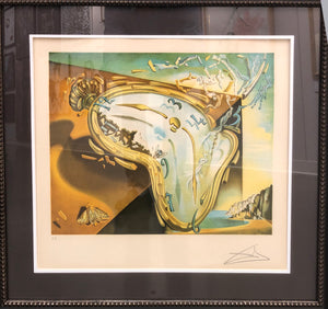 """Melting Clock"" Dali"