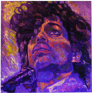 """Purple Rein"" by Robert Blehert"
