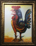 """The Rooster"" Picasso"